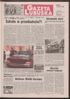 Gazeta Lubuska R. XLV [właśc. XLVI], nr 62 (14 marca 1997). - Wyd. 1