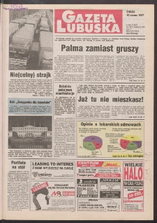 Gazeta Lubuska R. XLV [właśc. XLVI], nr 66 (19 marca 1997). - Wyd. 1