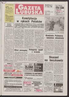Gazeta Lubuska R. XLV [właśc. XLVI], nr 70 (24 marca 1997). - Wyd. 1