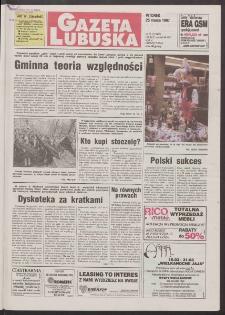 Gazeta Lubuska R. XLV [właśc. XLVI], nr 71 (25 marca 1997). - Wyd. 1