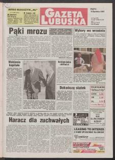 Gazeta Lubuska R. XLV [właśc. XLVI], nr 91 (18 kwietnia 1997). - Wyd. 1