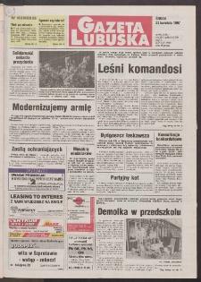 Gazeta Lubuska R. XLV [właśc. XLVI], nr 95 (23 kwietnia 1997). - Wyd. 1