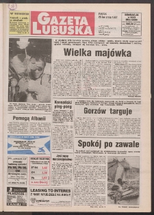 Gazeta Lubuska R. XLV [właśc. XLVI], nr 97 (25 kwietnia 1997). - Wyd. 1