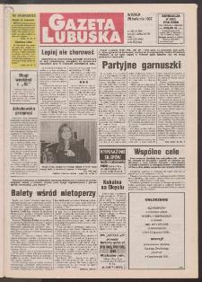 Gazeta Lubuska R. XLV [właśc. XLVI], nr 100 (29 kwietnia 1997). - Wyd. 1