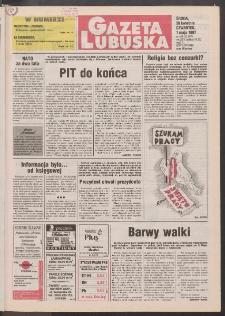Gazeta Lubuska R. XLV [właśc. XLVI], nr 101 (30 kwietnia/1 maja 1997). - Wyd. 1