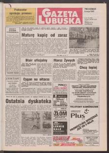 Gazeta Lubuska R. XLV [właśc. XLVI], nr 103 (5 maja 1997). - Wyd. 1