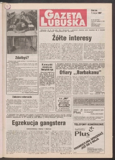 Gazeta Lubuska R. XLV [właśc. XLVI], nr 105 (7 maja 1997). - Wyd. 1