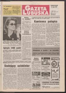 Gazeta Lubuska R. XLV [właśc. XLVI], nr 109 (12 maja 1997). - Wyd. 1