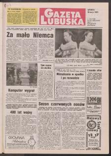 Gazeta Lubuska R. XLV [właśc. XLVI], nr 110 (13 maja 1997). - Wyd. 1