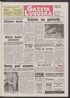 Gazeta Lubuska R. XLV [właśc. XLVI], nr 112 (15 maja 1997). - Wyd. 1
