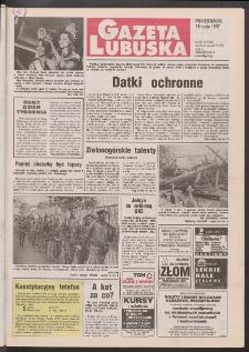 Gazeta Lubuska R. XLV [właśc. XLVI], nr 115 (19 maja 1997). - Wyd. 1