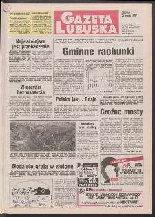 Gazeta Lubuska R. XLV [właśc. XLVI], nr 117 (21 maja 1997). - Wyd. 1