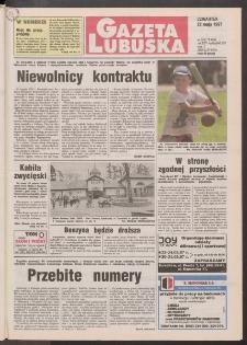 Gazeta Lubuska R. XLV [właśc. XLVI], nr 118 (22 maja 1997). - Wyd. 1