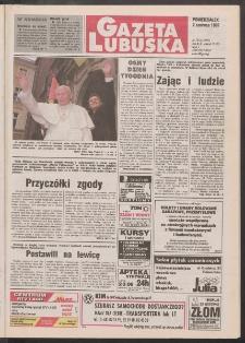 Gazeta Lubuska R. XLV [właśc. XLVI], nr 126 (2 czerwca 1997). - Wyd. 1