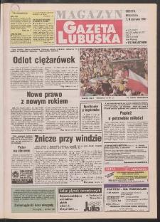 Gazeta Lubuska : magazyn R. XLV [właśc. XLVI], nr 131 (7/8 czerwca 1997). - Wyd. 1