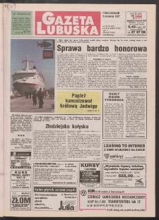Gazeta Lubuska R. XLV [właśc. XLVI], nr 132 (9 czerwca 1997). - Wyd. 1