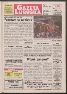 Gazeta Lubuska R. XLV [właśc. XLVI], nr 136 (13 czerwca 1997). - Wyd. 1