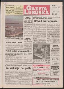 Gazeta Lubuska R. XLV [właśc. XLVI], nr 142 (20 czerwca 1997). - Wyd. 1