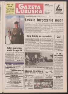Gazeta Lubuska R. XLV [właśc. XLVI], nr 145 (24 czerwca 1997). - Wyd. 1