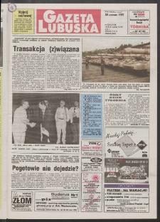 Gazeta Lubuska R. XLV [właśc. XLVI], nr 150 (30 czerwca 1997). - Wyd. 1