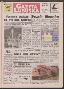 Gazeta Lubuska R. XLV [właśc. XLVI], nr 153 (3 lipca 1997). - Wyd. 1