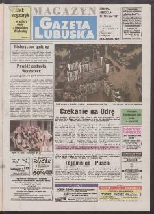 Gazeta Lubuska : magazyn R. XLV [właśc. XLVI], nr 161 (12/13 lipca 1997). - Wyd. 1