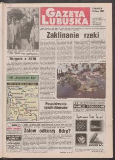 Gazeta Lubuska R. XLV [właśc. XLVI], nr 171 (24 lipca 1997). - Wyd. 1
