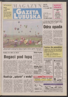 Gazeta Lubuska : magazyn R. XLV [właśc. XLVI], nr 179 (2/3 sierpnia 1997). - Wyd. 1