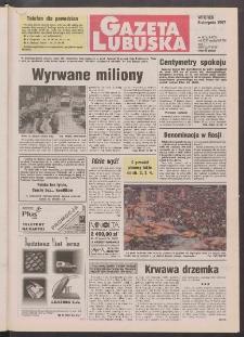 Gazeta Lubuska R. XLV [właśc. XLVI], nr 181 (5 sierpnia 1997). - Wyd. 1