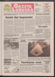 Gazeta Lubuska R. XLV [właśc. XLVI], nr 182 (6 sierpnia 1997). - Wyd. 1