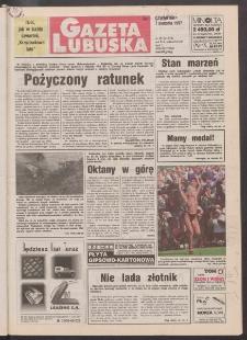 Gazeta Lubuska R. XLV [właśc. XLVI], nr 183 (7 sierpnia 1997). - Wyd. 1