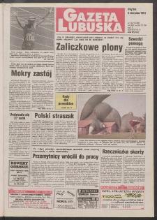 Gazeta Lubuska R. XLV [właśc. XLVI], nr 184 (8 sierpnia 1997). - Wyd. 1