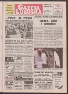 Gazeta Lubuska R. XLV [właśc. XLVI], nr 191 (18 sierpnia 1997). - Wyd. 1