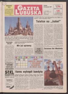 Gazeta Lubuska R. XLV [właśc. XLVI], nr 193 (20 sierpnia 1997). - Wyd. 1