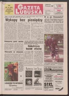 Gazeta Lubuska R. XLV [właśc. XLVI], nr 194 (21 sierpnia 1997). - Wyd. 1