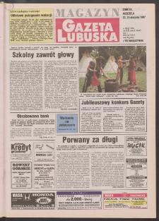 Gazeta Lubuska : magazyn R. XLV [właśc. XLVI], nr 196 (23/24 sierpnia 1997). - Wyd. 1