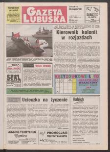Gazeta Lubuska R. XLV [właśc. XLVI], nr 200 (28 sierpnia 1997). - Wyd. 1