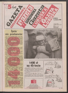 Gazeta Lubuska R. XLV [właśc. XLVI], nr 204 (2 września 1997). - Wyd. 1