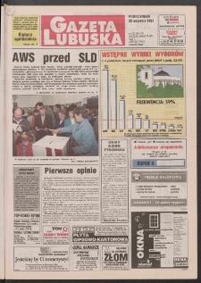 Gazeta Lubuska R. XLVI, nr 221 (22 września 1997). - Wyd. 1