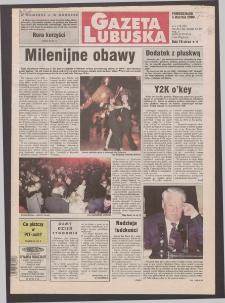 Gazeta Lubuska R. XLVIII [właśc. XLIX], nr 1 (3 stycznia 2000). - Wyd. A