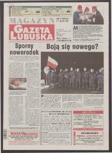 Gazeta Lubuska : magazyn R. XLVIII [właśc. XLIX], nr 6 (8/9 stycznia 2000). - Wyd. A