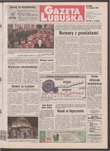 Gazeta Lubuska R. XLVIII [właśc. XLIX], nr 14 (18 stycznia 2000). - Wyd. A
