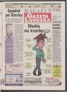 Gazeta Lubuska : magazyn R. XLVIII [właśc. XLIX], nr 18 (22/23 stycznia 2000). - Wyd. A
