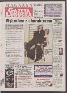 Gazeta Lubuska : magazyn R. XLVIII [właśc. XLIX], nr 24 (29/30 stycznia 2000). - Wyd. A