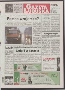 Gazeta Lubuska R. XLVIII [właśc. XLIX], nr 25 (31 stycznia 2000). - Wyd. A