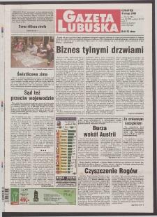 Gazeta Lubuska R. XLVIII [właśc. XLIX], nr 28 (3 lutego 2000). - Wyd. A