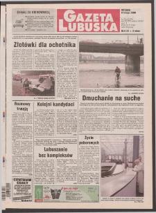 Gazeta Lubuska R. XLVIII [właśc. XLIX], nr 32 (8 lutego 2000). - Wyd. A