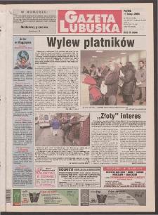 Gazeta Lubuska R. XLVIII [właśc. XLIX], nr 35 (11 lutego 2000). - Wyd. A