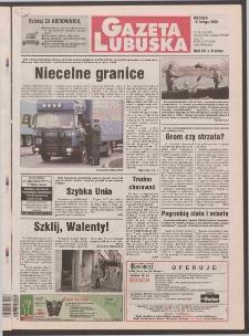 Gazeta Lubuska R. XLVIII [właśc. XLIX], nr 38 (15 lutego 2000). - Wyd. A