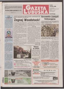Gazeta Lubuska R. XLVIII [właśc. XLIX], nr 41 (18 lutego 2000). - Wyd. A